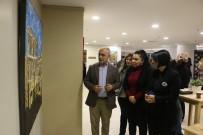 KIRAÇ - 'Renkler Ve Desenlerle Türkiye'den Yansımalar' Sergisi Kartallı Sanatseverler İle Buluştu