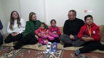 ALİ FUAT ATİK - Siirt'te 4 Bin 500 Öğretmen 4 Bin 500 Aileye Konuk Oldu