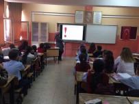 ALO GIDA - Siirtli Öğrencilere Gıda Güvenilirliği Ve Hijyeni Eğitimi Verildi