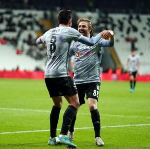 Beşiktaş kupada rahat kazandı!