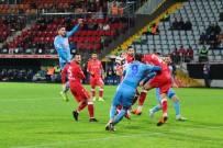 ÇAYKUR - Ziraat Türkiye Kupası Açıklaması Çaykur Rizespor Açıklaması 3 - Yılport Samsunspor Açıklaması 1 (İlk Yarı)