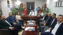 MUSTAFA AYHAN - Zonguldak İŞKUR İl Müdürlüğü'nde Hedeflere İlişkin Değerlendirme Toplantısı