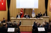 BİSİKLET YOLU - Akdeniz Belediye Meclisi, Yılın Son Toplantısını Yaptı