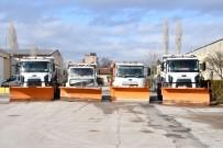 AKSARAY BELEDİYESİ - Aksaray Belediyesi Kış Hazırlıklarını Tamamladı