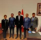 Murat Kurum - Başkan Demirci'den Bakan Kurum'a Ziyaret