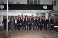 ZIYA CEVHERLI - Başkan Yüce Açıklaması 'Topraksız Jeotermal Seracılık Türkiye'ye Örnek Olacak'