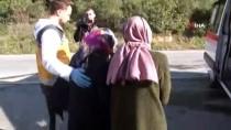 LÜKS OTOMOBİL - Beykoz'da Kazada Faciadan Dönüldü