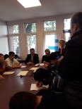 ZONGULDAK VALİSİ - Engellilere Yönelik 'Ahşap Yakma Tekniği' Kursu Açıldı
