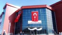 BESLENME ALIŞKANLIĞI - Erciş Sağlıklı Hayat Merkezi Törenle Hizmete Açıldı