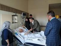 HASTANE YÖNETİMİ - Kaymakam Hasan Çiçek Açıklaması 'Örnek Bir Hastanemiz Var'