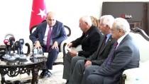 LEFKOŞA - Kıbrıslı Türk Mücahitlerden TSK'ya Anlamlı Destek