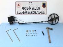 TARİHİ ESER KAÇAKÇILIĞI - Kırşehir Jandarma Ekiplerinden Tarihi Eser Kaçakçılığı Operasyonu