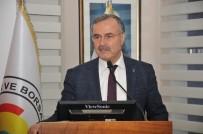 DıŞ TICARET AÇıĞı - KSO'da Sanayicilere İvme Finansman Paketi Anlatıldı