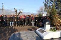 KARDEMIR KARABÜKSPOR - Metin Türker Ölümünün 22. Yılında Mezarında Anıldı