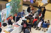 NURULLAH GENÇ - Nevşehir Belediyesi Kitap Fuarı Devam Ediyor