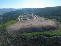 OSMAN GÜRÜN - Rehabilite Edilen Çöp Sahalarına 3 Bin 500 Fidan Dikiliyor