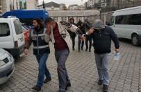 ÇETE LİDERİ - Samsun'da Hırsızlık Çetesinden 4 Kişi Tutuklandı