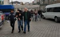 ÇETE LİDERİ - Samsun'da Hırsızlık Çetesinden 6 Kişi Adliyeye Sevk Edildi