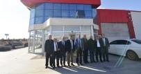 Sandıklı'da Organize Sanayi Bölgesi Yönetim Kurulu Toplantısı Yapıldı.