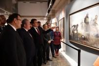 TBMM Başkanı Şentop, Fetih Müzesi'ni Gezdi