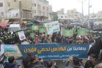 CAMİİ - Ürdün'de İsrail Karşıtı Protesto