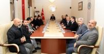 SİNAN ASLAN - Vali Arslantaş, Erzincan STK Platformu İle Biraraya Geldi