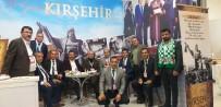 Ruhsar Pekcan - Ahiler Standı Türkiye Kooperatifler Fuarında İlgi Gördü