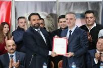 DEVİR TESLİM - AK Parti Balıkesir İl Başkanı Ekrem Başaran Oldu