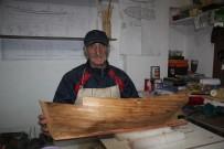 SU SPORLARI - Balıkçılık Mesleğini Maketlere Aktardı