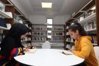 ARAŞTIRMACI - Belediye Binasında 'Halk Kütüphanesi'