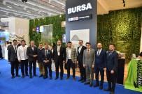 Bursa'nın Değerleri İzmir'de Vitrine Çıktı