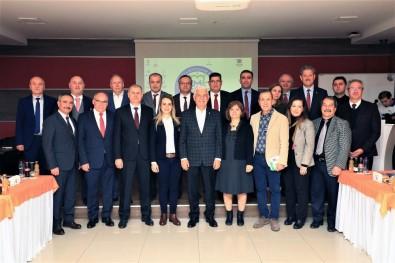 Büyükşehirlerin Sağlık Ve Sosyal Birimleri Muğla'da Bir Araya Geldi