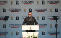 İSTANBUL İL BAŞKANLIĞI - Cumhurbaşkanı Erdoğan Açıklaması 'İnsan Gönlünü Kıranların Biz De Kalemini Kırarız'