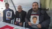 VELİ AĞBABA - HDP Önündeki Ailelerin Evlat Nöbeti 96'Ncı Gününde
