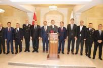 MUHTEREM İNCE - İçişleri Bakanı Yardımcısı İnce Açıklaması '81 İlimizi İZDES Projesi İle Takip Ediyoruz'