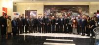 EĞİTİM DERNEĞİ - 'Mesleğim Var Geleceğim Var' Projesi Kapanış Toplantısı Yapıldı