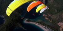 MİLAS BODRUM HAVALİMANI - Ölüdeniz Uçuş Rekoruna Koşuyor