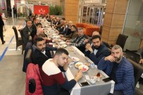 MURAT ERDOĞAN - Samsun'da Hastane Buluşmaları