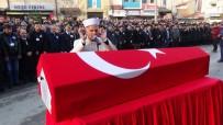 MEHMET AKTAŞ - Şehit Polis Son Yolculuğuna Uğurlandı
