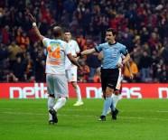 MUSA ÇAĞıRAN - Süper Lig Açıklaması Galatasaray Açıklaması 1 - Aytemiz Alanyaspor Açıklaması 0 (İlk Yarı)