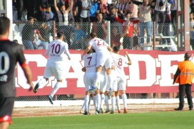 TFF 1. Lig Açıklaması Hatayspor Açıklaması 3 - Boluspor Açıklaması 0