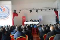 Vali Mustafa Masatlı, Muhtarlarla Geniş Katılımlı Toplantı Yaptı