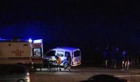 Alkollü Sürücü TEM Otoyolunu Birbirine Kattı Açıklaması 2 Yaralı