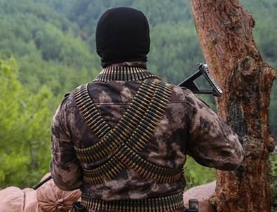 Amanos Dağları'nın kahramanları zorlu kış şartlarına hazır