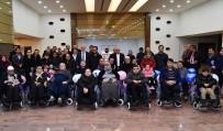 DÜNYA ENGELLILER GÜNÜ - Başkan Başdeğirmen Açıklaması  'Hiçbir Engelli Vatandaşımızın Çaresiz Kalmasını İstemiyoruz'