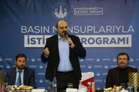 GÜNEŞ ENERJİSİ SANTRALİ - Başkan Orhan Basınla İstişare Etti