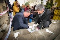 Berkay Aybaş Anısına Sinop'ta Merdivenler Gökkuşağına Boyandı