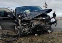 Burdur'da Trafik Kazası Açıklaması 1 Ölü, 4 Yaralı