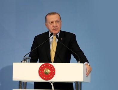 Cumhurbaşkanı Erdoğan'dan İslam ülkelerine 'Arnavutluk' çağrısı