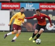 METİN OKTAY - Galatasaray, Paris Saint-Germain Maçı Hazırlıklarına Başladı